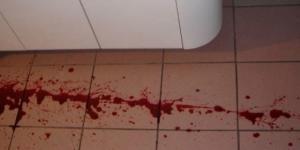 Homem foi atacado quando estava no banheiro