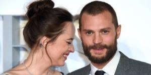 Is Jamie Dornan actually jealous after getting to know that Dakota Johnson met up with a handsome companion?