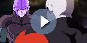 Jiren y Hit en un peligroso duelo en Dragon Ball Super
