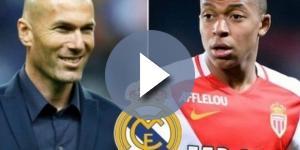 Real Madrid: Une conversation secrète Zidane-Mbappé qui change tout!