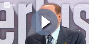Silvio Berlusconi di Forza Italia