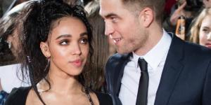 Robert Pattinson and FKA twigs Make a Rare Public Appearance ... - eonline.com