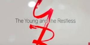 Young and The Restless tv show logo image via a Youtube screenshot by Andre Braddox