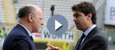 Giuseppe Marotta Andrea Agnelli - Goal.com