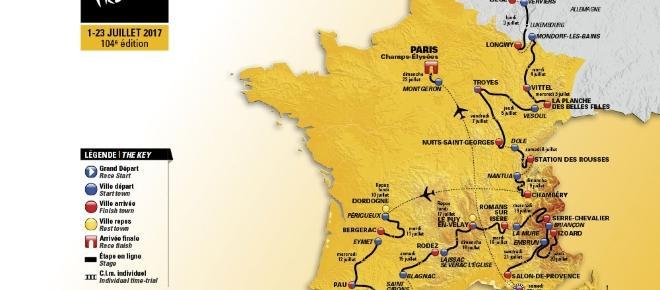 Tour de France 2017, seconda tappa: Dusseldorf-Liegi, percorso, orario e tv