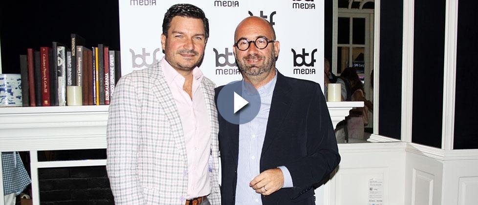 Maradona e Isabel Pantoja fichados por la productora BTF MEDIA