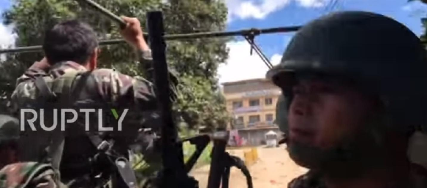 ISIS leader may have slipped through U.S.-Filipino troops ...