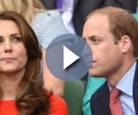 Kate Middleton mette in guardia il marito William