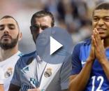 Mbappé ya sabe qué jugador de la BBC está fuera del club