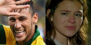 Neymar e Bruna Marquezine se separaram