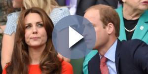 Kate Middleton mette in guardia il marito William