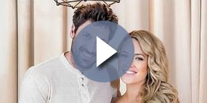Peta Murgatroyd and Maksim Chmerkovskiy are getting ready for wedding. [Image via YouTube/Entertainment Tonight]