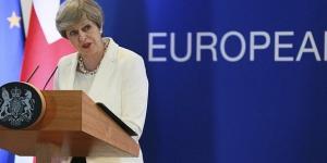 Theresa May spune că oferta pe care a făcut-o liderilor UE este 'corectă și serioasă' - Foto: Daily Mail ( © EPA)