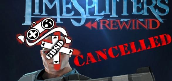 "Thumbnail from GDSD's (Game Devs Supporting Direction) YouTube Video ""Timesplitters Rewind Cancelled"""