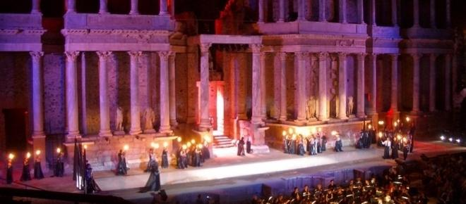 Se abre el festival de teatro clásico de Mérida