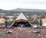 Jeremy Corbyn | Glastonbury 2017. Image credit Official Jeremey Corbyn Channel | Youtube