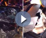 Homem morre em acidente de carro