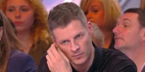 Matthieu Delormeau après le débrief de la séquence homophobe dans l'émission Radio Baba