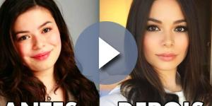 ''icarly'' antes e depois veja as mudanças