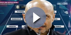 Inter, ecco le indicazioni di Spalletti