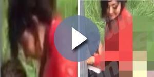 Moça é flagrada em vídeo íntimo - Google