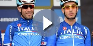 Nibali e Aru partecipano ai campionati italiani