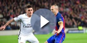 Verratti jouera-t-il pour le Barça ?