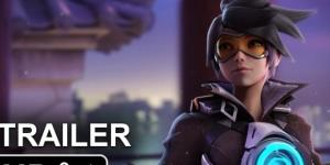 """Overwatch"" Movie Trailer (Image via Lion Montages / YouTube)"
