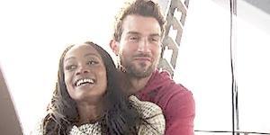 Rachel and Bryan on one-on-one date [Image: Anna Marie/YouTube screenshot]