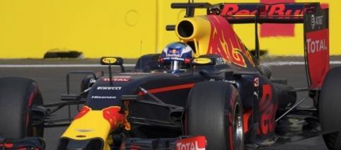 Daniel Ricciardo cashed in on others misfortune to take victory in Azerbaijan. (Source: Motorsport.com.au)