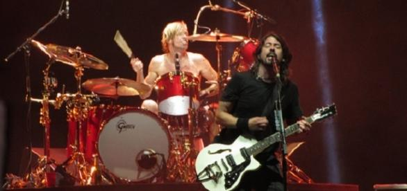 Foo Fighters delighted Glastonbury on Saturday night