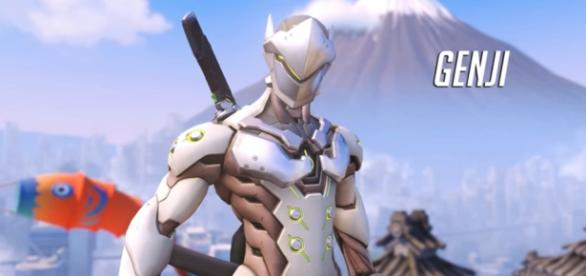 """Genji is considered a hero that requires a certain level of playability from """"Overwatch"""" players (via YouTube/PlayOverwatch)"""