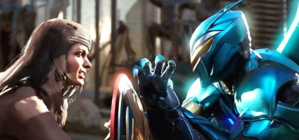 """""""Injustice 2"""" publisher Warner Bros. has founded a studio dedicated to improve the game's online play (via YouTube/DC Entertainment)"""