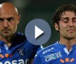 Massimo Maccarone, nell'ultima stagione all'Empoli, andrà alla Carrarese?