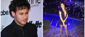 Emilly tentou de tudo para encontrar com Neymar