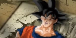 Imagen filtrada de Goku derrotado en el Torneo del Poder.