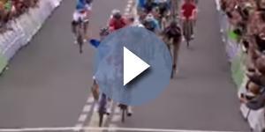 La vittoria di Demare su Bouhanni ai Campionati francesi