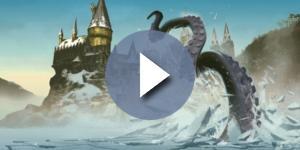 Veja ilustrações que serviram de base para as adaptações cinematográficas de Harry Potter. (Imagem: Reprodução/Adam Brockbank)