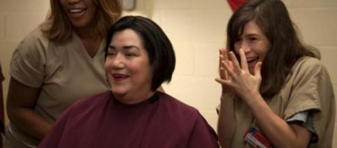 Lea DeLaria (Big Boo) a complètement changé l'histoire d'Orange Is The New Black