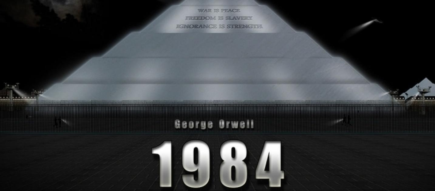 a comparison of the novel and film rendition of george orwells 1984 Teaching ideas for 1984 by george orwell  one version that is faithful to the book and one version that may have been written by the ministry of truth .