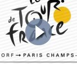 Tour de France 2017: tappe, data di inizio e favoriti