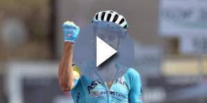 Fabio Aru, la punta del ciclismo italiano al Tour de France