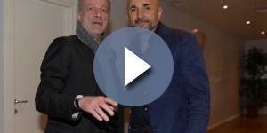 Inter, vertice a Roma tra Sabatini, Zhang e Ausilio. Accelerata su ... - corrieregiallorosso.com