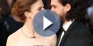 Kit Harington And Rose Leslie - YouTube screenshot/https://www.youtube.com/watch?v=GC3fvsBbxio