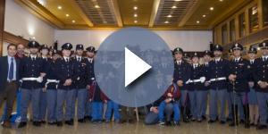 La presentazione del calendario della Polizia di Stato 2017 - poliziadistato.it