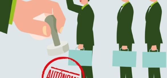 Las dificultades de los trabajadores autónomos
