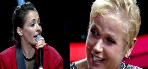 Maitê Piragibe e Xuxa discutem ao vivo (Foto: Google)