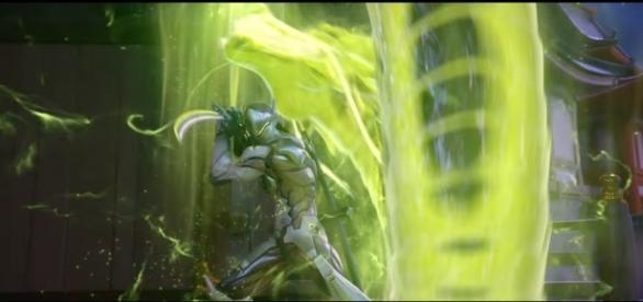"""Overwatch"" lead designer shares main reason why balancing Genji is difficult (via YouTube/PlayOverwatch)"
