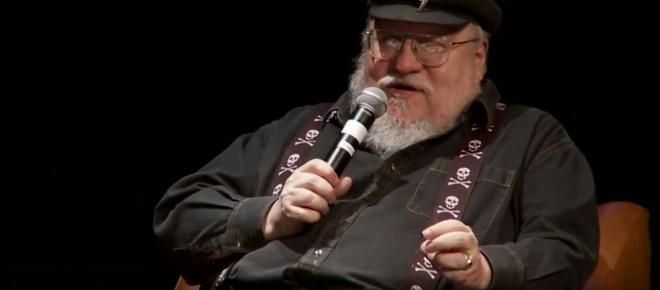 'The Winds of Winter' Release Date: George RR Martin to publish book this year?