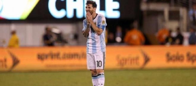A un año del peor día de Messi con Argentina